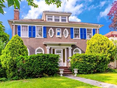Yonkers Single Family Home For Sale: 103 Franklin Avenue