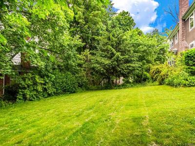 Yonkers Residential Lots & Land For Sale: 107 Franklin Avenue