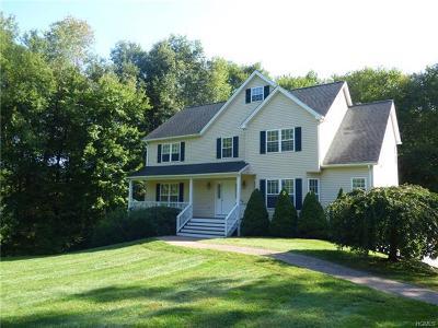 Putnam County Single Family Home For Sale: 110 Fields Corner Road
