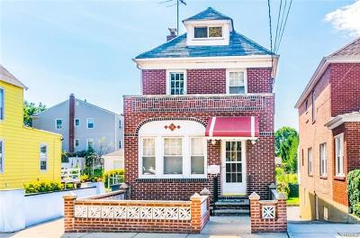 Yonkers Single Family Home For Sale: 134 Scott Avenue