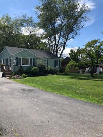 Washingtonville Single Family Home For Sale: 169 East Main Street