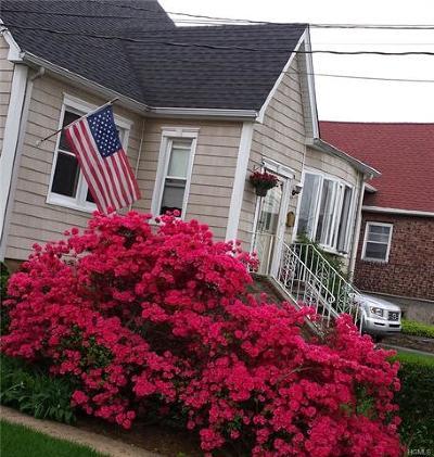 Yonkers Single Family Home For Sale: 62 (Aka) 66 Soundview Avenue