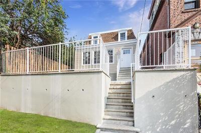 Bronx Single Family Home For Sale: 5920 Liebig Avenue
