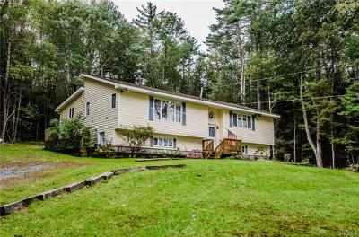 Eldred Single Family Home For Sale: 60 Highland Lake Road