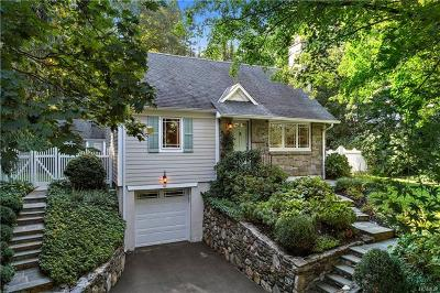 Chappaqua Single Family Home For Sale: 741 Washington Avenue