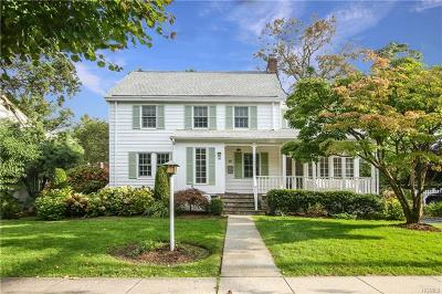 Larchmont Single Family Home For Sale: 16 Maplewood Street