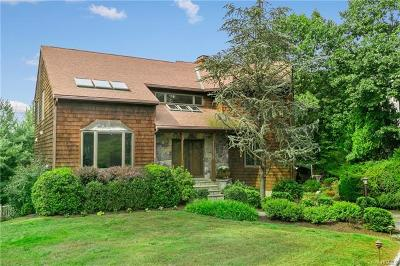 Chappaqua Single Family Home For Sale: 20 Flag Hill Road