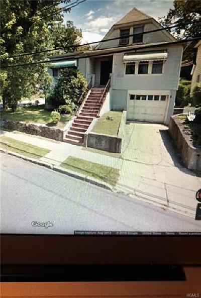 Yonkers Single Family Home For Sale: 8 Hunt Avenue