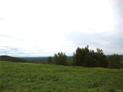 Callicoon, Callicoon Center Residential Lots & Land For Sale: Radio Tower Road