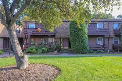 Nanuet Condo/Townhouse For Sale: 136 New Holland Village