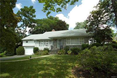 New Rochelle Single Family Home For Sale: 144 Winding Brook Road