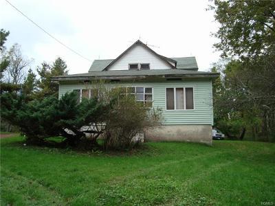 Multi Family 2-4 For Sale: 1355 Horseshoe Lake Road