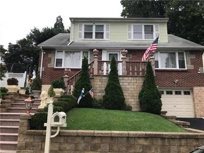 Yonkers Single Family Home For Sale: 62 Arthur Place