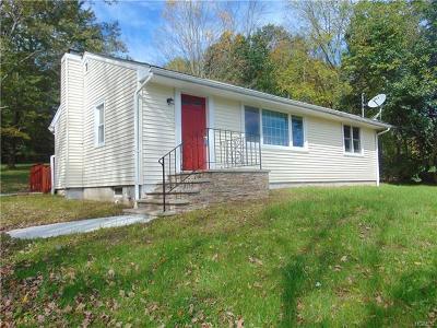 Bloomingburg Rental For Rent: 888 Winterton Road