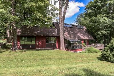 South Salem Single Family Home For Sale: 109 Bouton Road