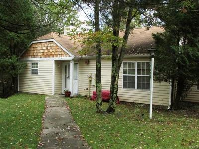 Monticello NY Single Family Home For Sale: $80,000