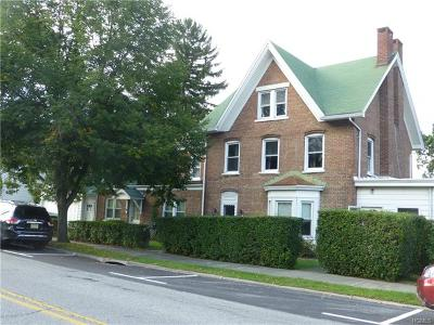 Cornwall On Hudson NY Multi Family 2-4 Sold: $330,000