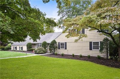 Scarsdale Single Family Home For Sale: 36 Aspen Road