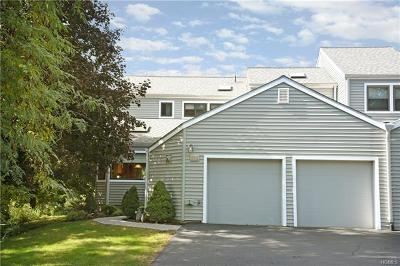 Ossining Condo/Townhouse For Sale: 271 Horseshoe Circle