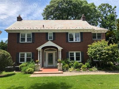 Eastchester Single Family Home For Sale: 551 White Plains Road