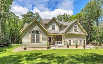 Circleville Single Family Home For Sale: 1832 Route 302