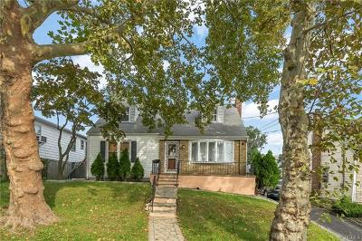 Yonkers Single Family Home For Sale: 16 Gleeson Place