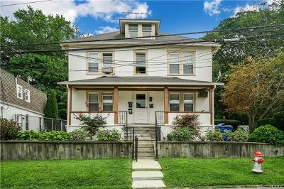 Elmsford Multi Family 2-4 For Sale: 50 South Stone Avenue