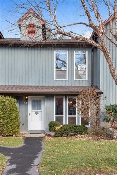 Peekskill Condo/Townhouse For Sale: 51 Bleakley Drive