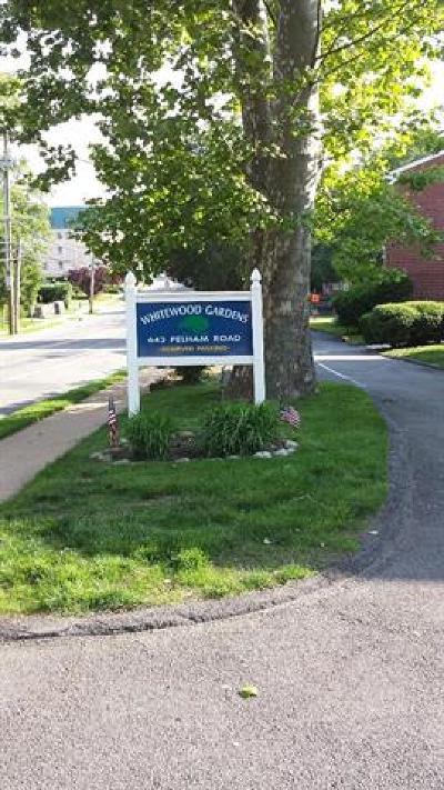New Rochelle Co-Operative For Sale: 643 Pelham Road #2d