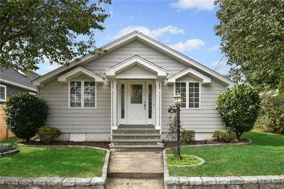 Rye Single Family Home For Sale: 42 Tyler Circle