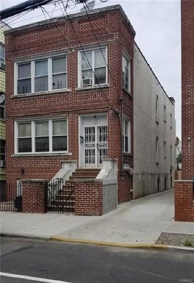 Bronx Multi Family 2-4 For Sale: 835 East 226th Street