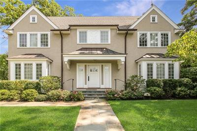 Scarsdale Single Family Home For Sale: 16 Rectory Lane