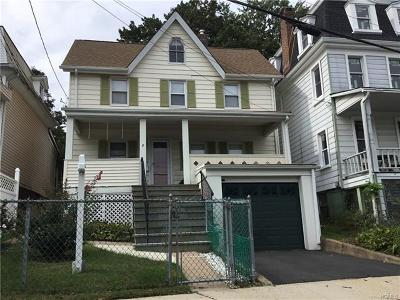 Nyack NY Single Family Home For Sale: $359,000