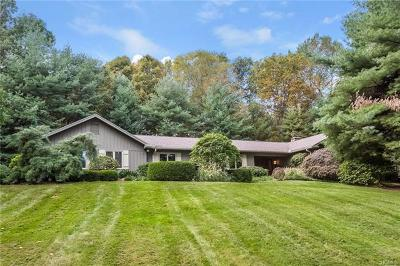 Westchester County Single Family Home For Sale: 77 Indian Hill Road