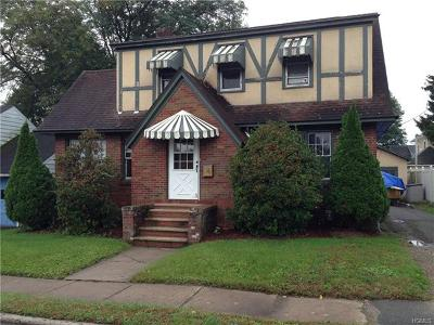 Port Jervis Single Family Home For Sale: 12 Beach Road