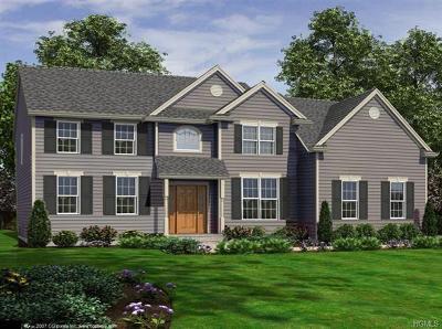 Washingtonville Single Family Home For Sale: Lot 22 Hopkins Court
