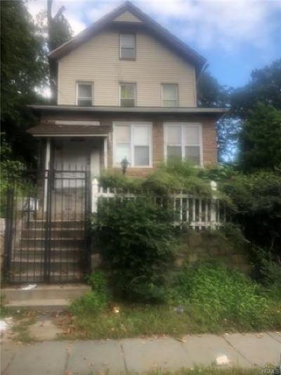 Mount Vernon Multi Family 2-4 For Sale: 261 South Fulton Avenue