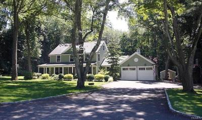 Connecticut Single Family Home For Sale: 78 West Cross