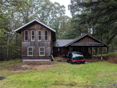 Glen Spey NY Single Family Home For Sale: $65,500