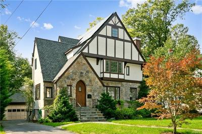 Scarsdale Single Family Home For Sale: 48 Barry Road