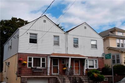 Single Family Home For Sale: 3247 Waterbury Avenue