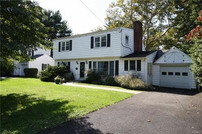 Scarsdale Single Family Home For Sale: 126 Wilmot Circle