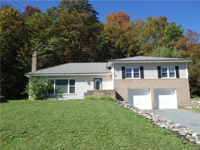 Single Family Home Sold: 6881 State Route 42
