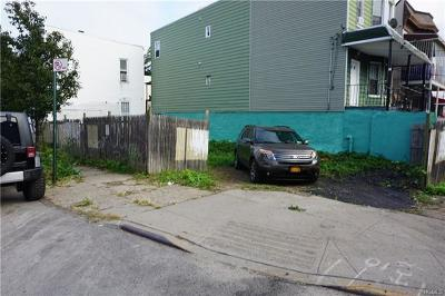 Bronx Residential Lots & Land For Sale: 1784 Merrill Street
