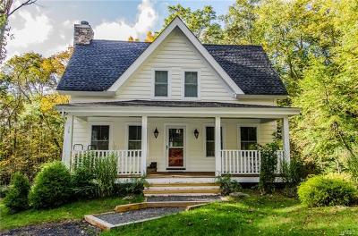 Single Family Home For Sale: 38 Schumacher Pond Road