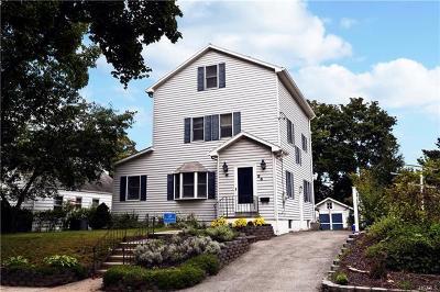 Croton-On-Hudson Single Family Home For Sale: 56 Oneida Avenue