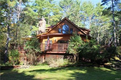 Olivebridge Single Family Home For Sale: 368 Sahler Mill Road