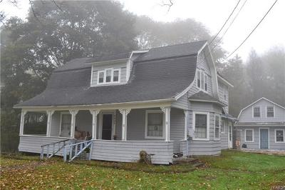 Liberty NY Single Family Home For Sale: $130,000