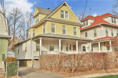 New Rochelle Single Family Home For Sale: 81 Chauncey Avenue