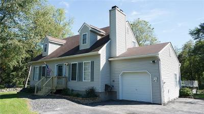 Walden NY Single Family Home Sold: $289,000